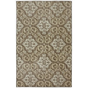 Karastan Rugs Euphoria 9'6x12'11 Findon Brown Rug