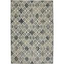 Karastan Rugs Euphoria 3'6x5'6 Potterton Ash Grey Rug