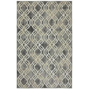 Karastan Rugs Euphoria 9'6x12'11 Potterton Ash Grey Rug
