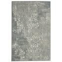 Karastan Rugs Euphoria 8'x11' Ayr Willow Grey Rug - Item Number: 90643 90075 096132