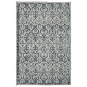 Karastan Rugs Euphoria 9'6x12'11 Castine Willow Grey Rug