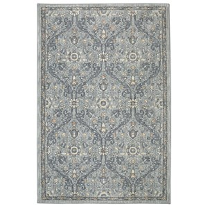 5'3x7'10 Galway Willow Grey Rug