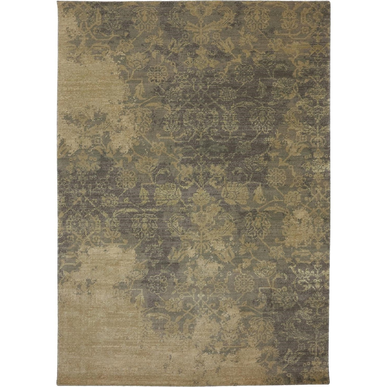 Karastan Rugs Evanescent 7'9x9'9 Bari Gray Rug - Item Number: RG818 119 093117