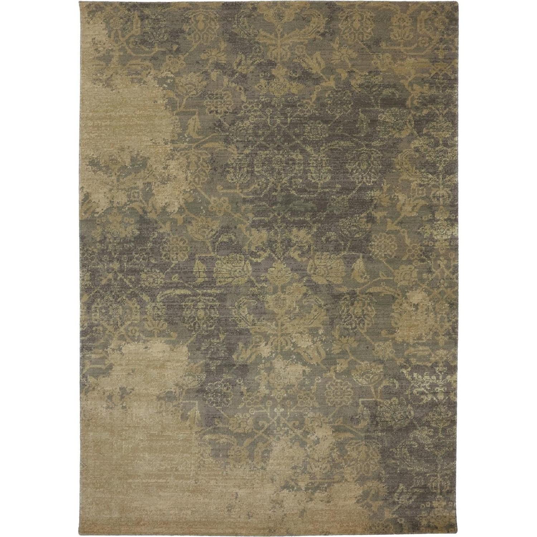 Karastan Rugs Evanescent 8'6x11'6 Bari Gray Rug - Item Number: RG818 119 102138