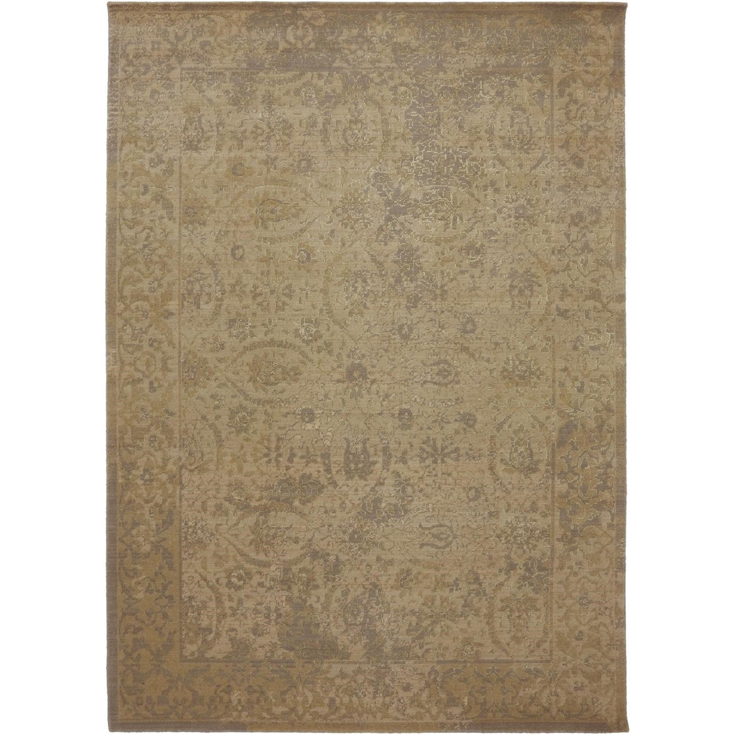 Karastan Rugs Evanescent 5'6x8' Terni Light Rug - Item Number: RG818 443 066096
