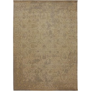 Karastan Rugs Evanescent 5'6x8' Terni Light Rug