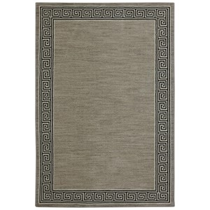 Karastan Rugs Pacifica 9'6x12'11 Collier Gray Rug