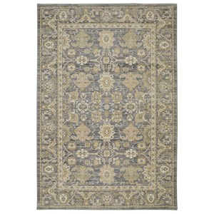9'6x12'11 Voltaire Gray Rug