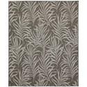 Karastan Rugs Portico 9'x12' Rectangle Floral Area Rug - Item Number: 91021 1200 108144