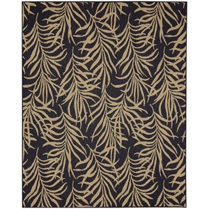 Karastan Rugs Portico 5'x8' Rectangle Floral Area Rug