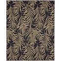 Karastan Rugs Portico 8'x10' Rectangle Floral Area Rug - Item Number: 91021 2095 096120