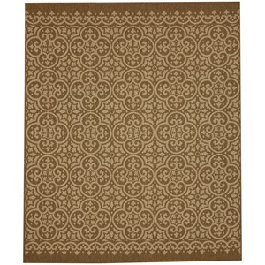 Karastan Rugs Portico 5'x8' Rectangle Ornamental Area Rug