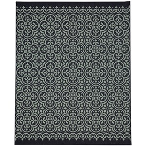 Karastan Rugs Portico 8'x10' Rectangle Ornamental Area Rug