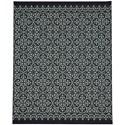 Karastan Rugs Portico 9'x12' Rectangle Ornamental Area Rug - Item Number: 91022 2095 108144