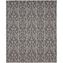 Karastan Rugs Portico 8'x10' Rectangle Ornamental Area Rug - Item Number: 91023 1200 096120