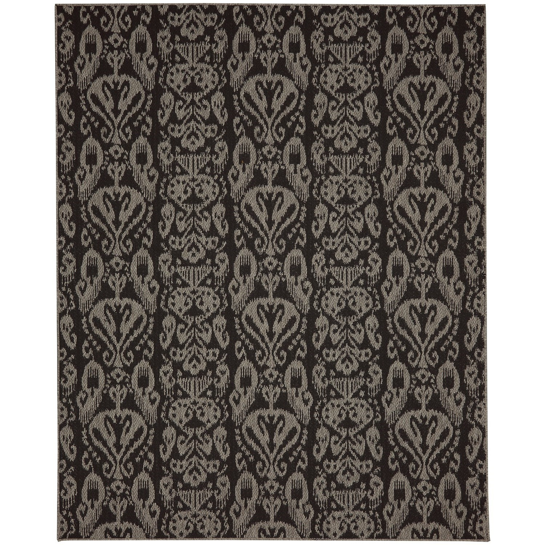 Karastan Rugs Portico 8'x10' Rectangle Ornamental Area Rug - Item Number: 91023 2033 096120