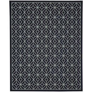 Karastan Rugs Portico 5'x8' Rectangle Geometric Area Rug
