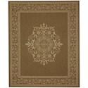 Karastan Rugs Portico 5'x8' Rectangle Ornamental Area Rug - Item Number: 91025 1167 060096