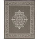 Karastan Rugs Portico 9'x12' Rectangle Ornamental Area Rug - Item Number: 91025 1200 108144