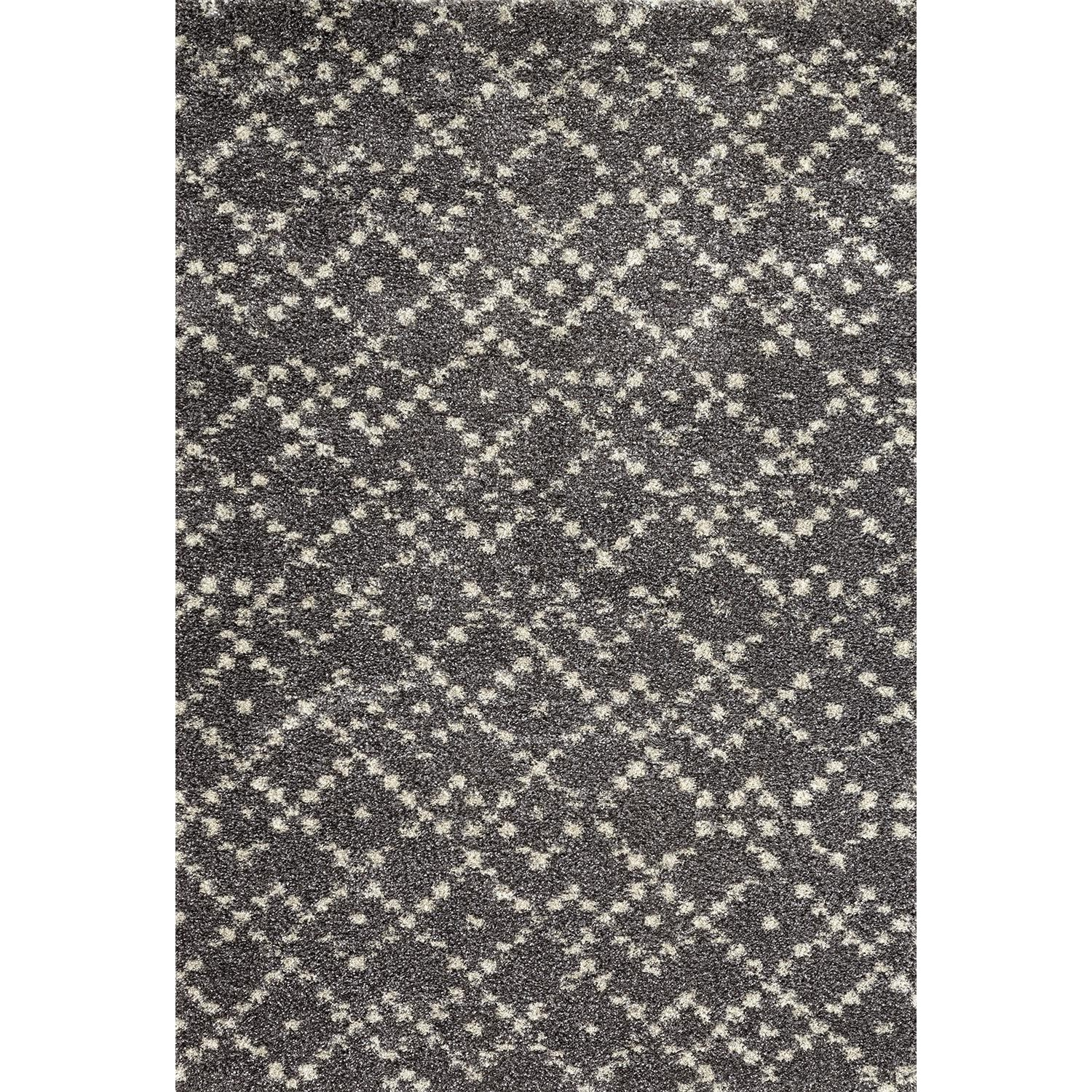 Prima Shag 7'11x10'10 Zenata Taupe Rug by Karastan Rugs at Darvin Furniture