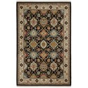 Karastan Rugs Sovereign 4'3x6' Emir Rug - Item Number: 00990 14604 051072