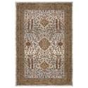 Karastan Rugs Spice Market 2'x3' Rectangle Ornamental Area Rug - Item Number: 90659 70038 024036