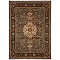 Karastan Rugs Spice Market 2'x3' Rectangle Ornamental Area Rug - Item Number: 90661 09097 024036
