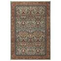 Karastan Rugs Spice Market 2'x3' Rectangle Ornamental Area Rug - Item Number: 90662 50123 024036