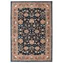 Karastan Rugs Spice Market 2'x3' Rectangle Ornamental Area Rug - Item Number: 90663 50130 024036