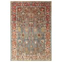 Karastan Rugs Spice Market 2'x3' Rectangle Ornamental Area Rug - Item Number: 90668 50123 024036