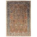 Karastan Rugs Spice Market 2'x3' Rectangle Ornamental Area Rug - Item Number: 90668 80153 024036