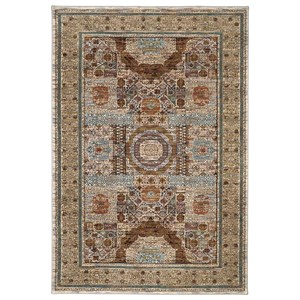 Karastan Rugs Spice Market 2'x3' Rectangle Ornamental Area Rug