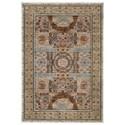 Karastan Rugs Spice Market 2'x3' Rectangle Ornamental Area Rug - Item Number: 90670 70038 024036