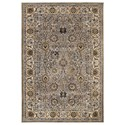 Karastan Rugs Spice Market 2'x3' Rectangle Ornamental Area Rug - Item Number: 90671 90100 024036