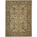 "Karastan Rugs Spice Market 9' 6""x12' 11"" Rectangle Ornamental Area Rug - Item Number: 90931 70038 114155"