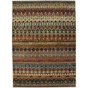 Karastan Rugs Spice Market 2'x3' Rectangle Geometric Area Rug - Item Number: 90932 80129 024036