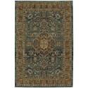 Karastan Rugs Spice Market 2'x3' Rectangle Ornamental Area Rug - Item Number: 90933 50123 024036