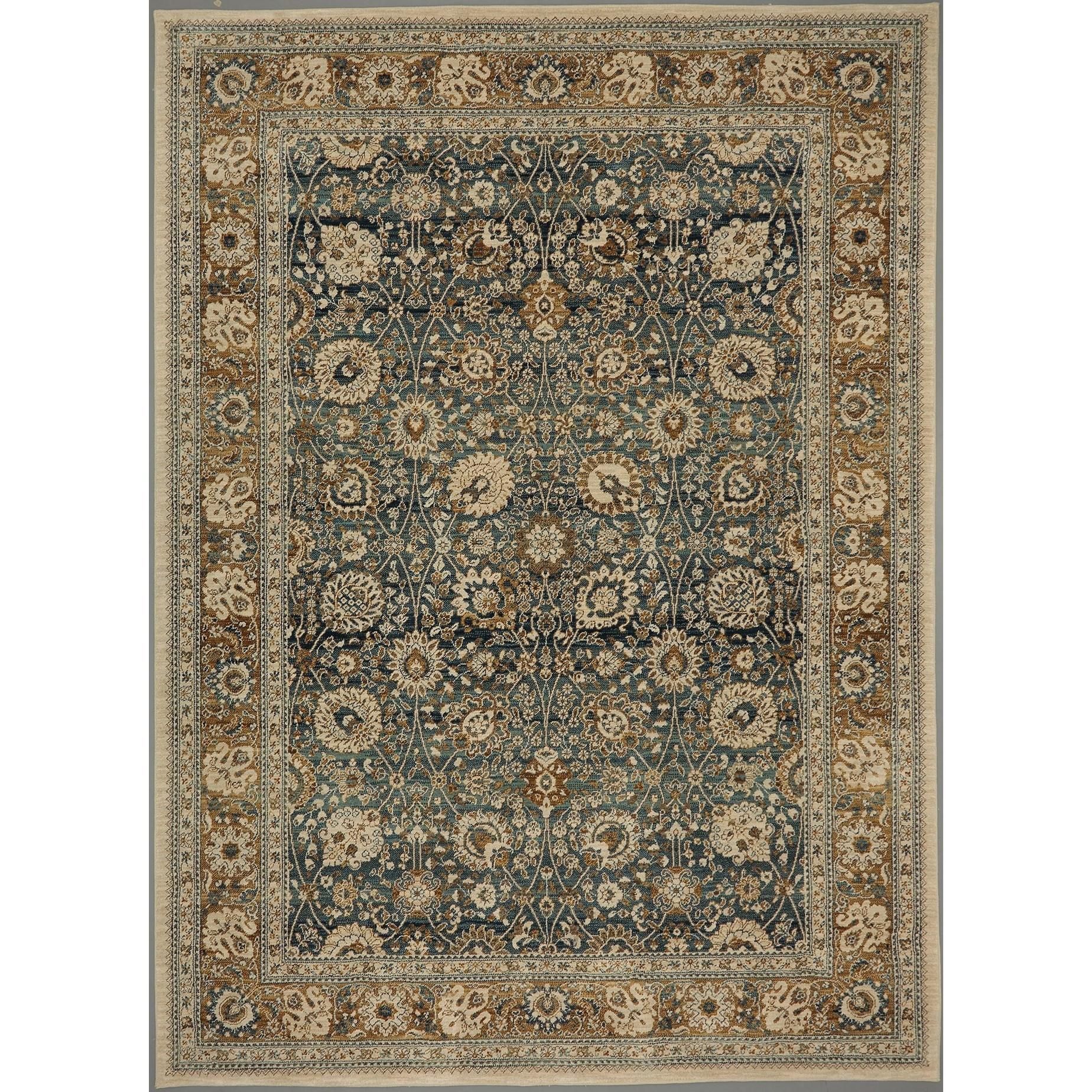 Karastan Rugs Spice Market 2x3 Rectangle Ornamental Area Rug Item