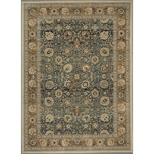 Karastan Rugs Spice Market 8'x11' Rectangle Ornamental Area Rug