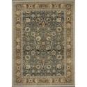 Karastan Rugs Spice Market 8'x11' Rectangle Ornamental Area Rug - Item Number: 90934 50130 096132