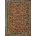 "Karastan Rugs Spice Market 3' 5""x5' 5"" Rectangle Ornamental Area Rug - Item Number: 90936 20044 041065"