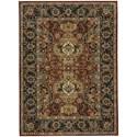 Karastan Rugs Spice Market 2'x3' Rectangle Ornamental Area Rug - Item Number: 90938 30048 024036