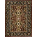 Karastan Rugs Spice Market 8'x11' Rectangle Ornamental Area Rug - Item Number: 90938 30048 096132
