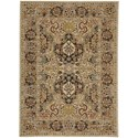 Karastan Rugs Spice Market 2'x3' Rectangle Ornamental Area Rug - Item Number: 90938 70038 024036