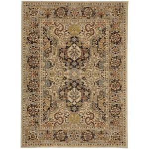"Karastan Rugs Spice Market 2' 1""x7' 10"" Ornamental Runner"