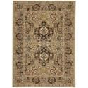Karastan Rugs Spice Market 8'x11' Rectangle Ornamental Area Rug - Item Number: 90938 70038 096132