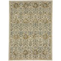 "Karastan Rugs Touchstone 9' 6""x12' 11"" Rectangle Ornamental Area Rug - Item Number: 90939 70031 114155"