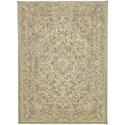 Karastan Rugs Touchstone 8'x11' Rectangle Ornamental Area Rug - Item Number: 90941 90075 096132
