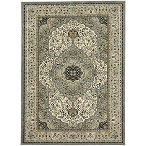 "Karastan Rugs Touchstone 2' 1""x7' 10"" Ornamental Runner"