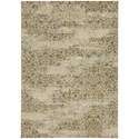 "Karastan Rugs Touchstone 9' 6""x12' 11"" Rectangle Floral Area Rug - Item Number: 90944 60125 114155"